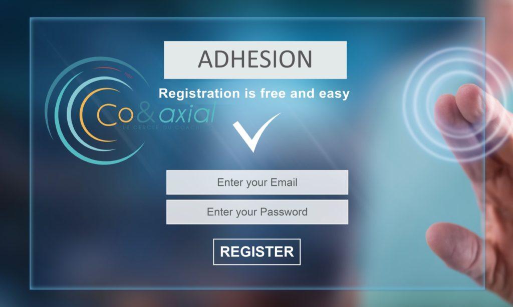 Adhésion Co&axial