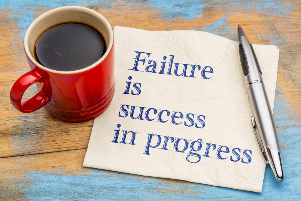 Les vertus de l'échec